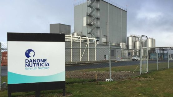 Picture of Danone Nutrica Aintree Plant