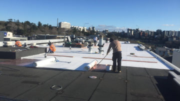 Membrane Roofing